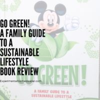Go Green! A Family Guide To A Sustainable Lifestyle Book Review