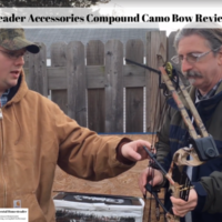 Leader Accessories Compound Camo Bow Review