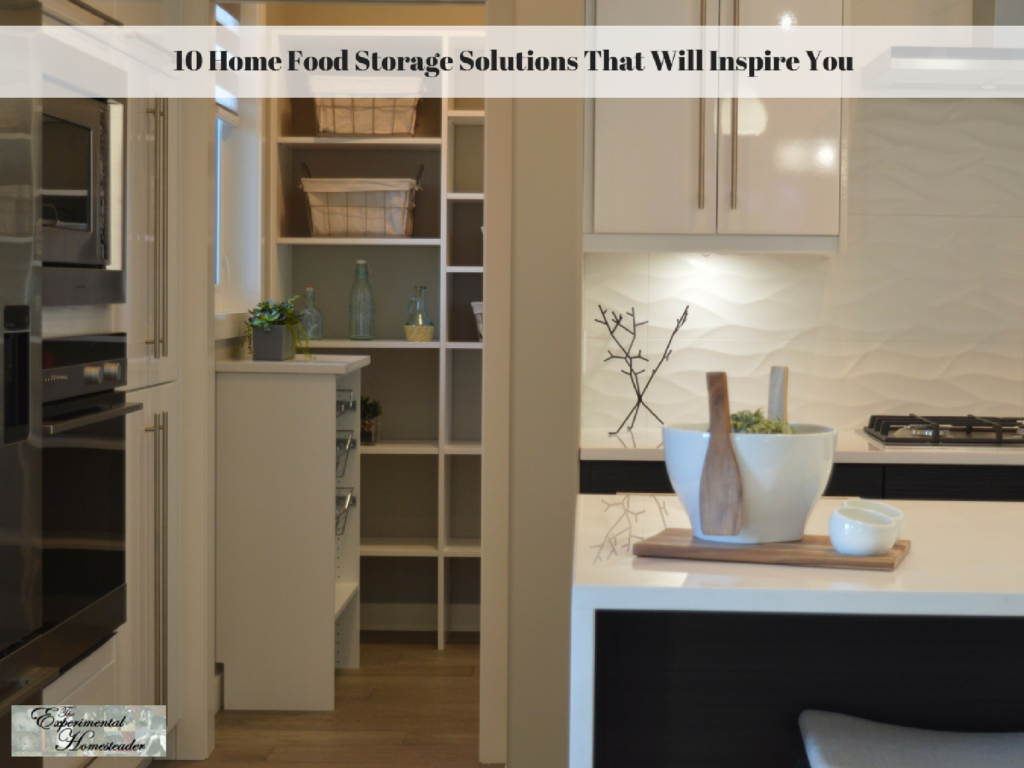 10 Home Food Storage Solutions That Will Inspire You