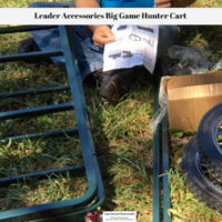 Leader Accessories Big Game Hunter Cart