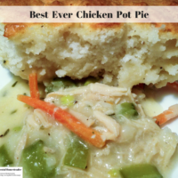 Best Ever Chicken Pot Pie