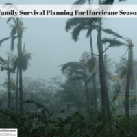 Family Survival Planning For Hurricane Season