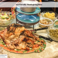 Eco-Friendly Thanksgiving Ideas