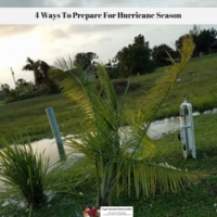 4 Ways To Prepare For Hurricane Season