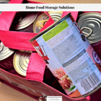 Home Food Storage Solutions