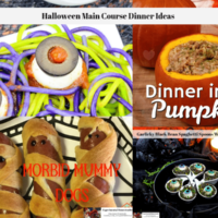 Halloween Main Course Dinner Ideas
