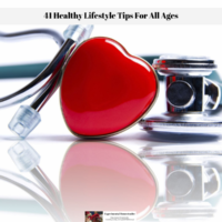 41 Healthy Lifestyle Tips For All Ages