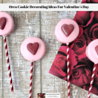 Oreo Cookie Decorating Ideas For Valentine's Day