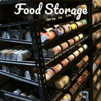 How to Rotate Your Food Storage