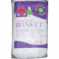 Buffalo Batting Snow Cover Blanket 15in.x10ft. 1/Pkg (1-(Pack))