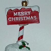 Jo-Ann Stores, LLC Sign: Maker's Holiday Littles