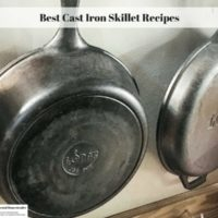 Best Cast Iron Skillet Recipes
