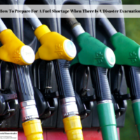 How To Prepare For A Fuel Shortage When There Is A Disaster Evacuation