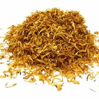 Calendula Petals – Pure Dried Marigold Flower Petals – Vegan | Gluten Free | Non-GMO | No Sugar Added - Net weight: 0.35oz / 10g - Calendula officinalis