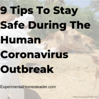 9 Tips To Stay Safe During The Human Coronavirus Outbreak